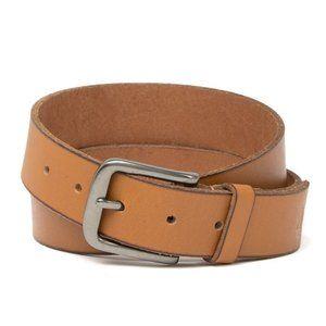 Timberland BNWT brown nubuck leather classic belt